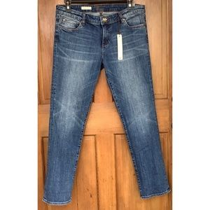 NWT Kut from the Kloth Catherine Boyfriend Jean 12